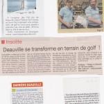 Holes in Deauville - Juillet 2010